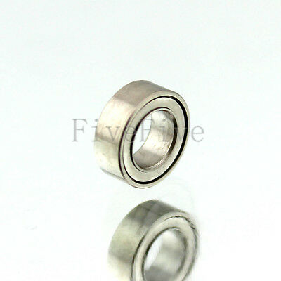 MR Series MR52zz to MR148zz Miniature Metal Sealed Deep Groove Ball Bearings