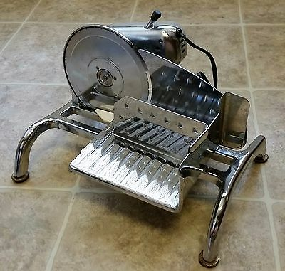 Rival Electronic Food Meat Slicer Cutter  - Has Wear - Works