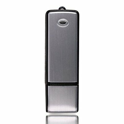 8GB 8G Rechargeable LCD Digital Audio Sound Voice Recorder USB Disk Pen Drive