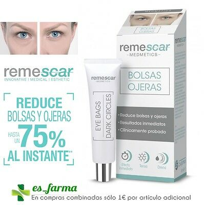 Remescar Reductor Bolsas Y Ojeras 8Ml Eye Bags Dark Circles Poches Cernes Ojos