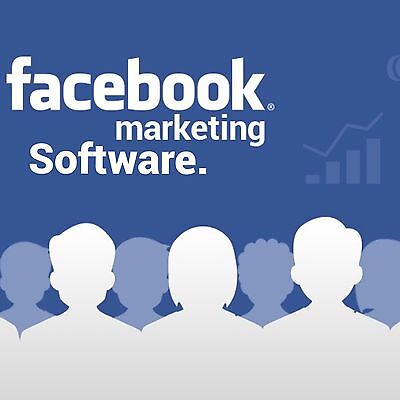 Facebook Marketing Software (Make Money + Lots Of Features)