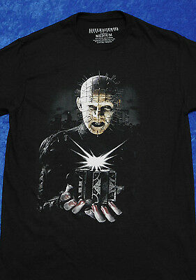 Hellraiser Pinhead Horror Halloween T-Shirt