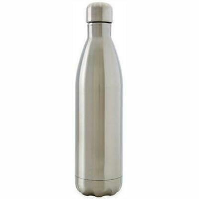 Oasis     Stainless Insulated Water Bottle 750ml - Silver