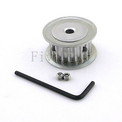 HTD 5M 20T 20-Teeth 5mm-Pitch 11mm-Width Timing Belt Drive Pulley Choose Bore