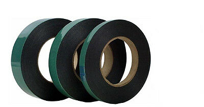 25MM X 10M Tape Double Sided Foam Waterproof Number Plate Sticky Strong Adhesive