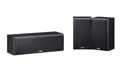 Yamaha NS-P51 Centre and Surround Speaker Package