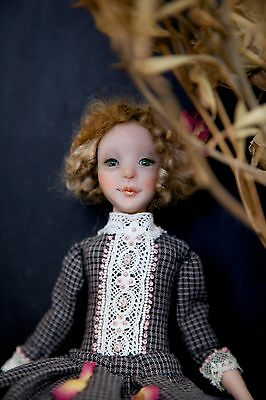 Ooak Art Doll Egle