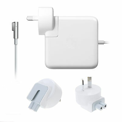 "Power Supply Adapter 85W for Apple MacBook Pro 15 17"" MagSafe1 A1297 A1172 A1343"
