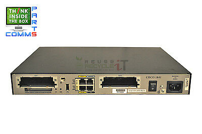 Cisco 1841 Cisco1841 Integrated Services Router *12 Month Warranty*