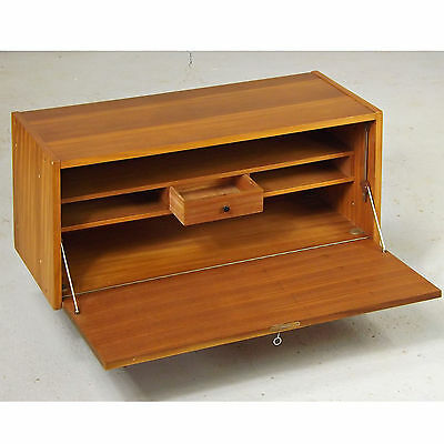 Secretaire Cabinet - Uniflex - Teak, 1960s (delivery available)