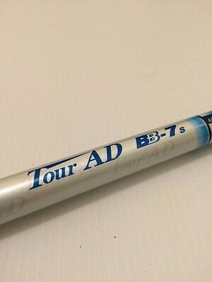 New - Graphite Design AD-BB7 Driver shaft. TaylorMade adaptor. Free Postage