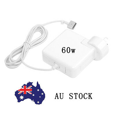 60W Magsafe2 Power Charger Adapter For Apple Mac Macbook Pro13 A1425 A1435 A1502