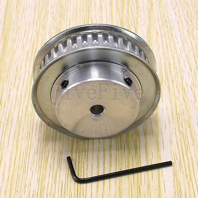 XL-35T 0.2'' 1/5'' Pitch 11mm Timing Belt Pulley 35 Teeth CNC - Choose Bore Size