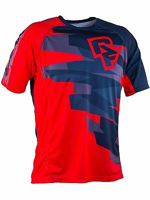 Race Face Flame Indy Short Sleeved Baselayer Top