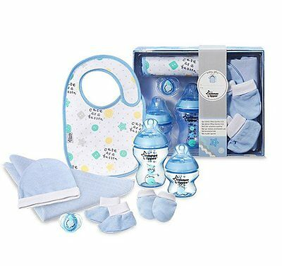 Tommee Tippee Closer to Nature Gift Set - Perfect for Baby Showers and Gifts