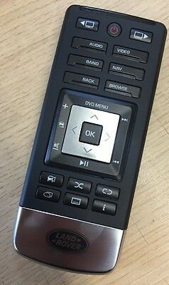 Land Rover / Range Rover Rear Entertainment Media Remote Control Look!!