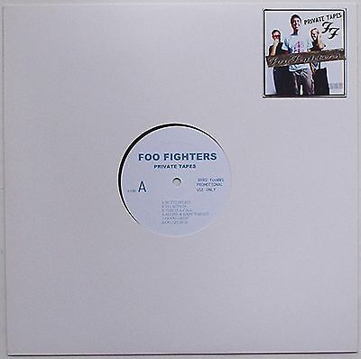 Foo Fighters - Private Tapes LP JAPAN RELEASE Dave Grohl Nirvana Scream Probot