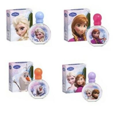 114,14EUR/100ml Disney Die Eiskönigin Frozen Parfum Kinder Eau de Toilette 7ml