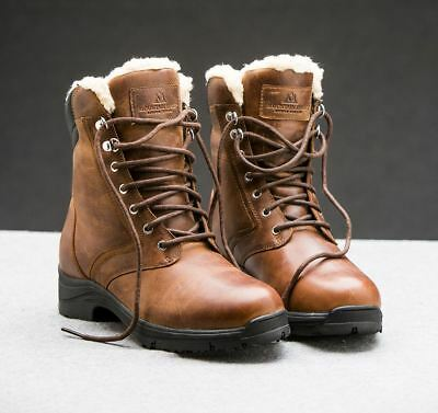 Mountain Horse Snowy River Waterproof Lace Boots