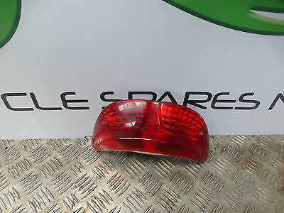 PEUGEOT TREKKER TKR2 206 WRC 50cc REAR TAIL LIGHT BACK BRAKE LIGHT COMPLETE
