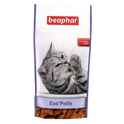Friandise Chats Béaphar Exo Poils