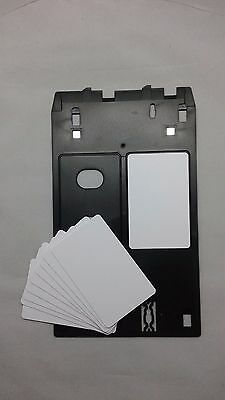 Plastic card 10+ Inkjet PVC ID Card Tray CANON MG7120 MG7130 IP7240 IP7250 MX922