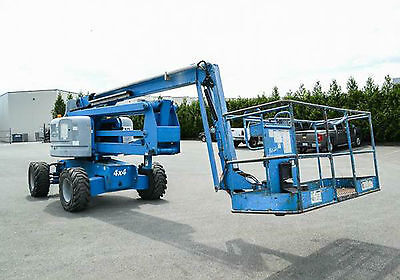 Genie Z-60/34 4×4 Articulated Boom Lift