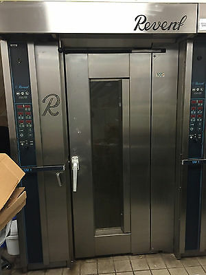 Revent 626 Dgd Single Rack Oven