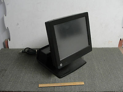 HP RP7 Model 7800 Touchscreen Point-of-Sale Retail System Windows 7 Pro w/ Cord