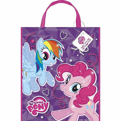 """My Little Pony Party Tote Bag 13"""" x 11"""""""
