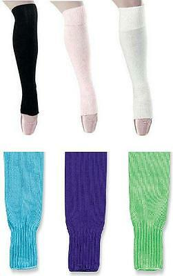 NEW Dance Ballet Leg Warmers Many Colors & Sizes Child Youth Adult