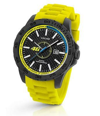 OFFICIAL MERCHANDISE VR46 VALENTINO ROSSI WATCH  (40 - 45mm)