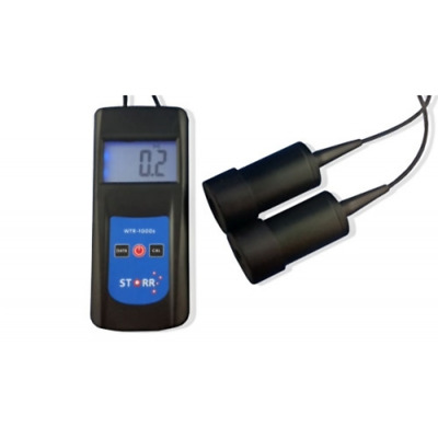 Digital Window Tint Meter with dual magnetic probes - IC-WTR-1000S