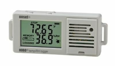 HOBO UX100 Temp/RH 3.5% Data Logger (With Free USB Cable) - UX100-003
