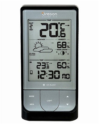 Weather@Home Bluetooth Low Energy Weather Station with Temp , Humidity and Weath
