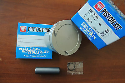 YAMAHA XT600 Piston kit New Complete XT 600 2KF 3TB Kolben OEM Made in Japan TKR