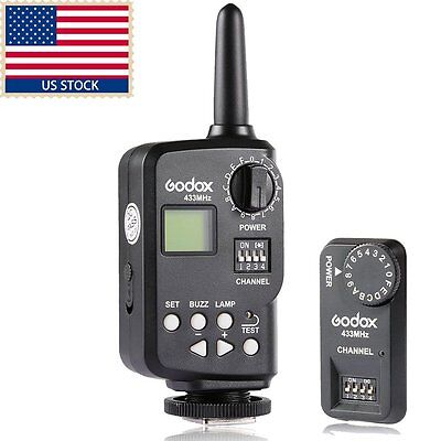 Godox FT-16S Wireless Power Controller Trigger fr V860II V860 TT685 Manual Flash