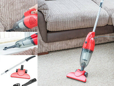 2 in 1 Handheld Upright Bagless Compact Lightweight VACUUM CLEANER Hoover 800w