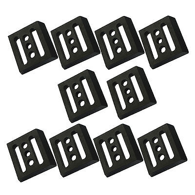 10x Universal Telescope Small Dovetail mounting plate for Equatorial Tripod New