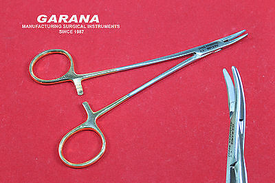 """Crile wood NEEDLE HOLDER 6"""" TC Curved Surgical Medical Intrument"""