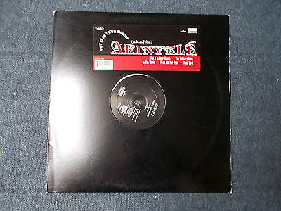 "Akinyele Put It In Your Mouth 12"" Stress Entertainment 1996"