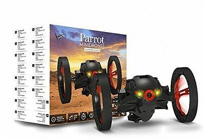 Parrot Jumping Sumo - Black - Bluetooth Camera Drone smartphone remote control