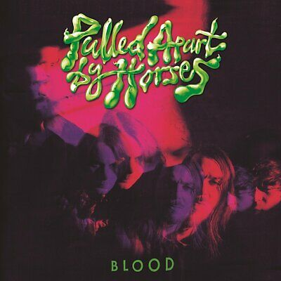 Pulled Apart By Horses Blood vinyl LP NEW/SEALED