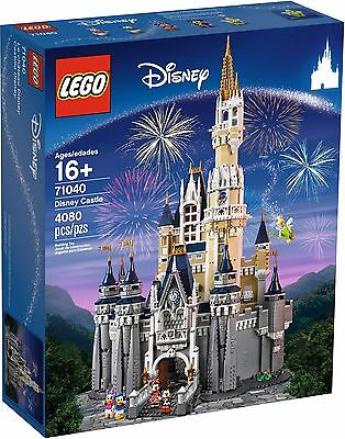 LEGO® Exclusives 71040 Das Disney Schloss NEU OVP_ The Disney Castle NEW MISB