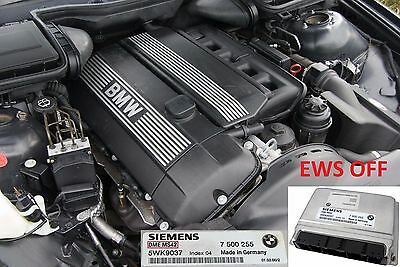 TUNING ECU MS42 EWS OFF, Plug and Play for BMW e46 e39 e38 M52tu