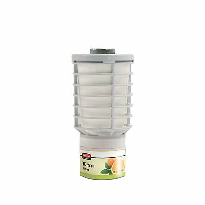 Rubbermaid TCell Oil Air Freshener Refill, Citrus, (FG402113)