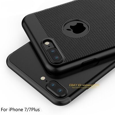 Luxury Ultra-thin Matte Hard Armor Back Case Cover for Apple iPhone 7 7 Plus 6s