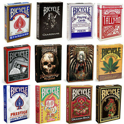 Bicycle Playing Cards Decks Magic Tricks Poker Uspcc High Quality Made In Usa