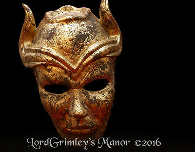 2016 Officially Licensed Game Of Thrones Sons of the Harpy Horror Halloween Mask