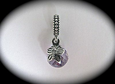 4dbb86619 New Authentic Pandora Charm Sterling Silver 925 Morning Butterfly 791258LCZ